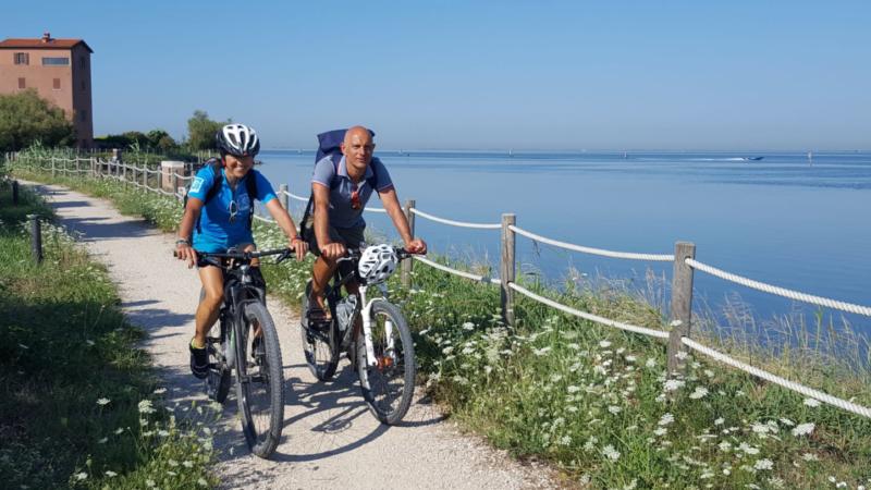 """""""Bike und Sangiovese"""" in der Romagna"""