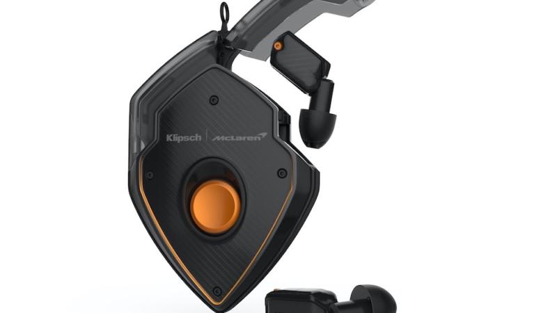 Klipsch Audio und McLaren Racing auf der CES 2020: mit bestem Klang auf der Überholspur
