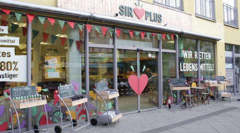 SIRPLUS: Supermarkt für gerettete Lebensmittel startet über WIWIN eine Crowdinvesting-Kampagne