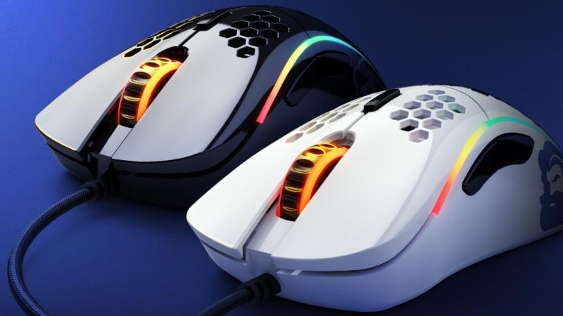 JETZT bei Caseking verfügbar – die ergonomische Glorious Model D Gaming-Maus!