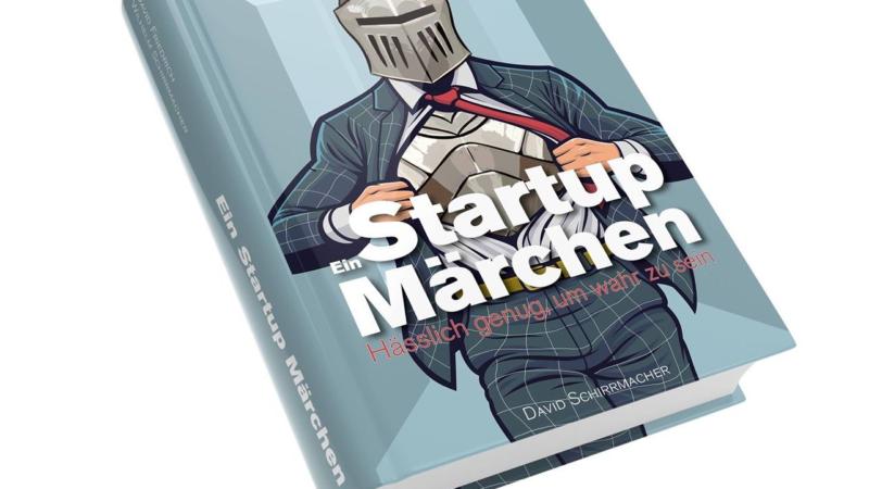 David Schirrmachers neues Buch: Ein Start-Up Märchen