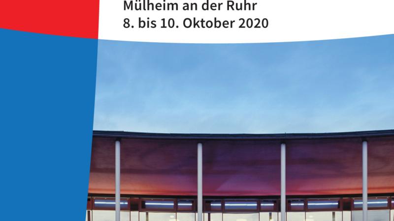 11. Kongress der Deutschen Alzheimer Gesellschaft in Mülheim an der Ruhr: Call for Abstracts zum Thema Demenz: Neue Wege wagen?!