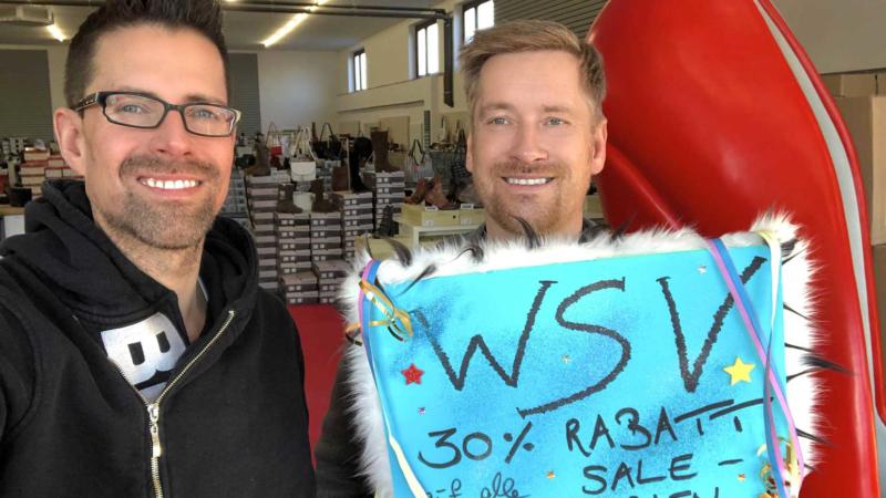 Winter-Schluss-Verkauf bei schuhplus mit 30% auf große Schuhe