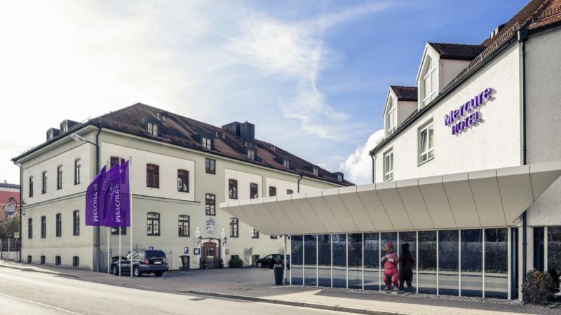 IMMAC DFV Hotels Flughafen München