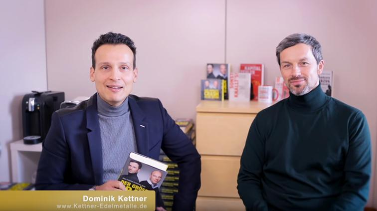 """Kettner-Edelmetalle veröffentlicht Video zum """"Größten Finanz-Crash aller Zeiten"""" und wie man sich am besten schützt"""