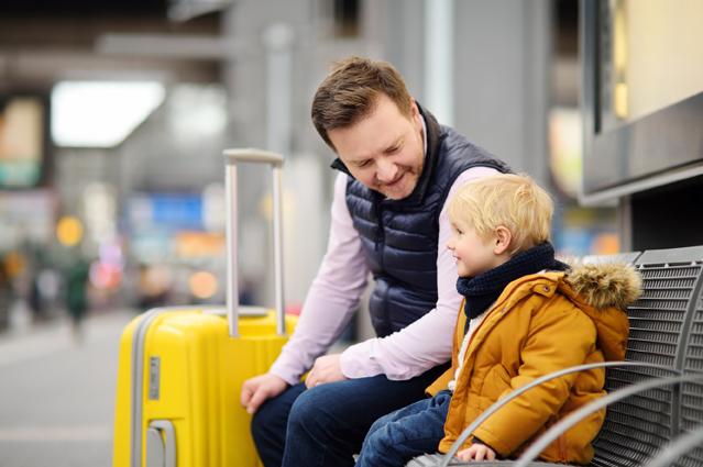 Verreisen mit der Bahn – Verbraucherinformation der ERGO Reiseversicherung