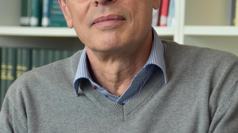 Träger der Bergey Medal Dr. Peter Schumann geht in Ruhestand