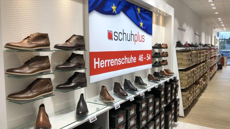 Herrenschuhe Größe 50 in großer Auswahl bei schuhplus in Kaltenkirchen