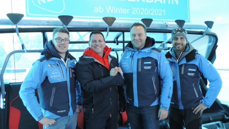 Neu in Schladming: Reiteralm investiert in moderne 6er Sesselbahn