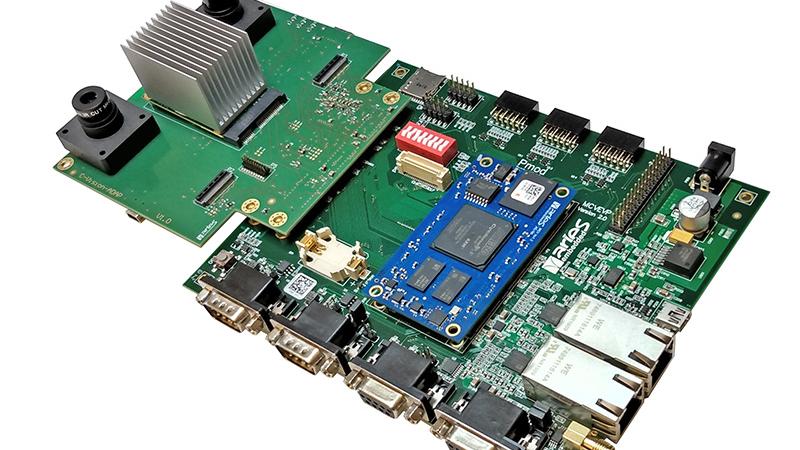 """ARIES Embedded stellt Embedded-Vision-Kit """"C-Vision"""" auf Embedded World vor"""
