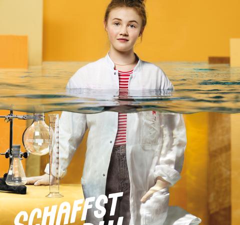 """""""Schaffst du!"""" – Motto der 55. Wettbewerbsrunde von """"Jugend forscht"""""""