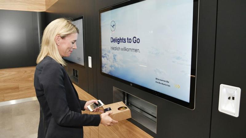 Exklusive Lufthansa Services Delights to Go – Design-Konzept gewinnt German Design Award Gold 2020