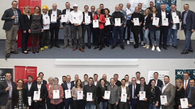 """Rekordbeteiligung: 36 Mittelständler wetteifern in der BTHVN-Runde um den """"Ludwig 2020"""""""