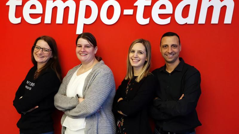 Seit 22 Jahren: Tempo-Team Aschaffenburg als Partner für Bewerber und Unternehmen am Untermain