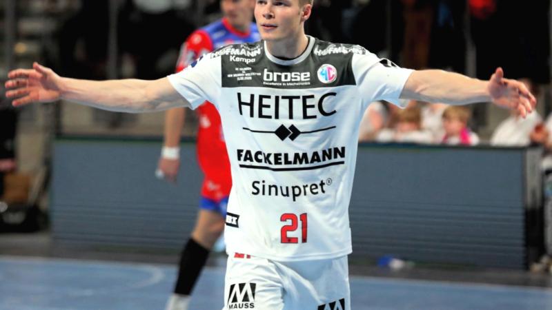 HC Erlangen: Mit großem Kampf zum Sieg gegen die Balingen