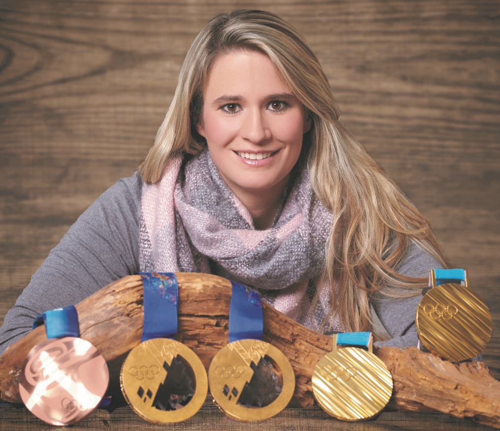 Motivation pur von Olympiasiegerin Geisenberger