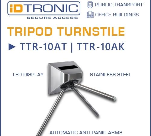 TTR-10AK | TTR-10AT: Tripod Drehsperre