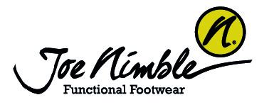 "Joe Nimble® stellt revolutionären Laufschuh ""nimbleToes Addict"" auf Indiegogo® vor"