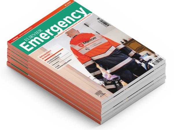 ELSEVIER Emergency Fachmagazin – Jetzt neu bei Elsevier!