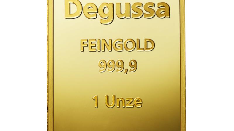 Vertrauen in Gold steigt: Degussa verzeichnet Rekordumsatz in 2019