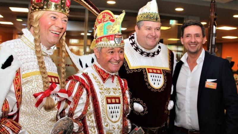 Fitness und Karneval. Kölner Tradition verbindet.