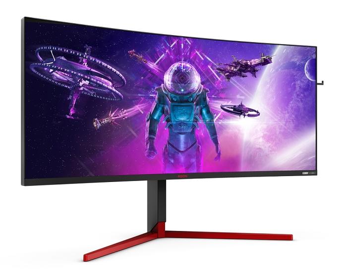 35″ Ultrawide-Gaming-Display AGON AG353UCG von AOC