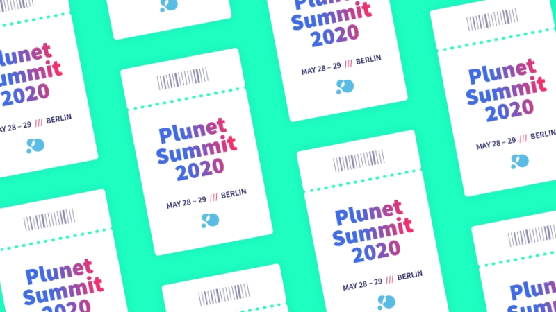 Plunet Summit 2020: Early Bird ticket sales have started