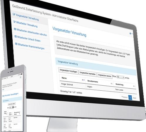 Zeiterfassungssystem – günstig, einfach und webbasiert