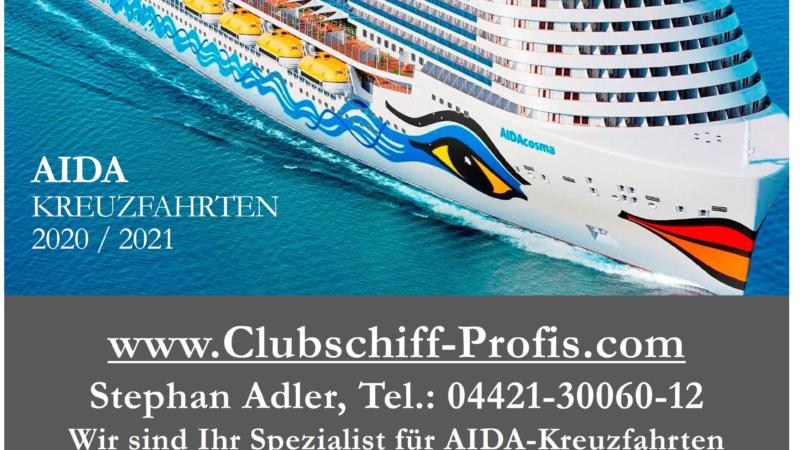 Traumhafte Kreuzfahrten auf Clubschiff-Profis.com