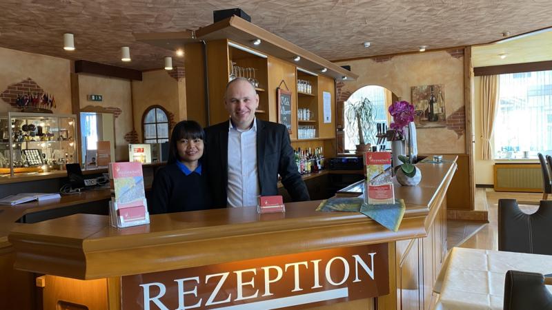 Neue Generation im Heidekönig Hotel Celle