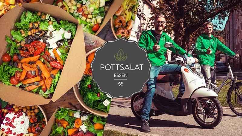 Pottsalat auf Wachstumskurs: Umsatzsprung und neue Filialen – Start der Crowdinvesting-Kampagne über WIWIN