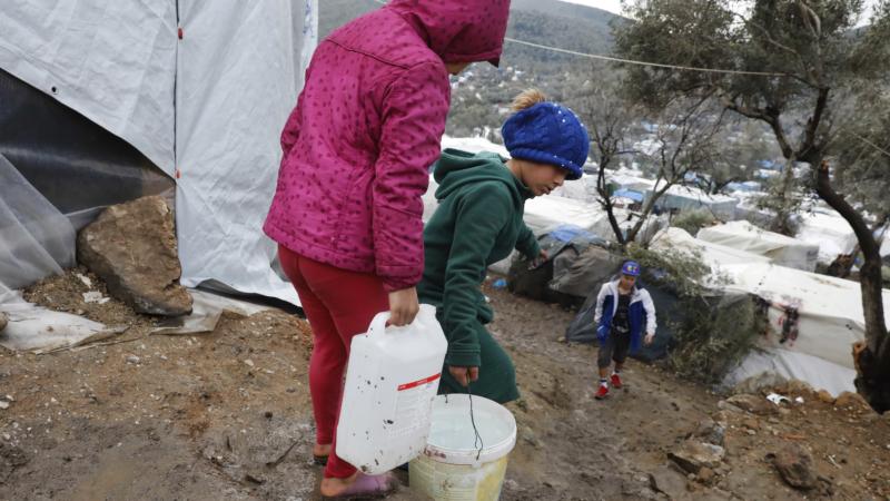 ?SOS-Kinderdörfer: Flüchtlingskinder aus der Gefahrenzone holen