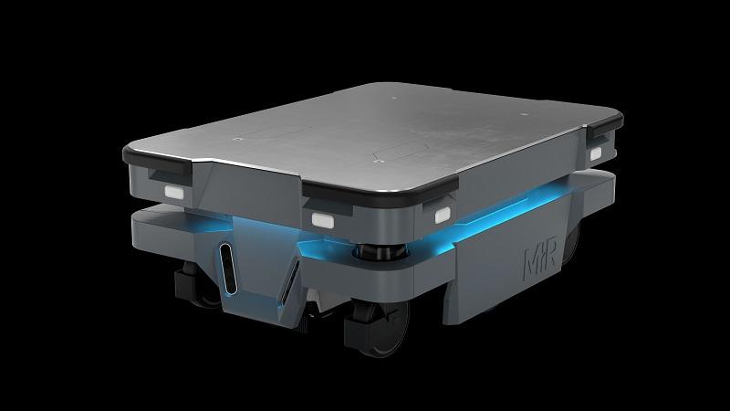 MiR stellt neuen mobilen Roboter MiR250 vor