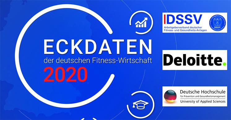 Eckdaten der deutschen Fitness-Wirtschaft 2020