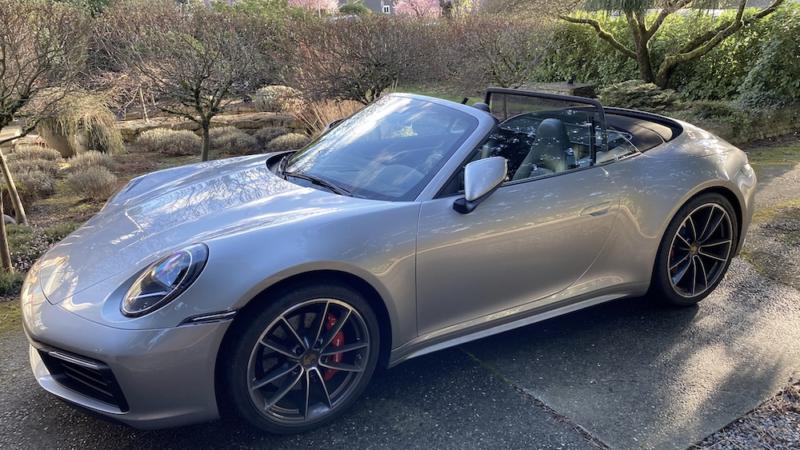 SmartTOP Dachmodul für das neue Porsche Carrera Cabriolet ab Sommer 2020 erhältlich