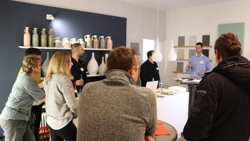 Gesundheitsforum Eningen: Gesunder Austausch. Und es geht weiter.