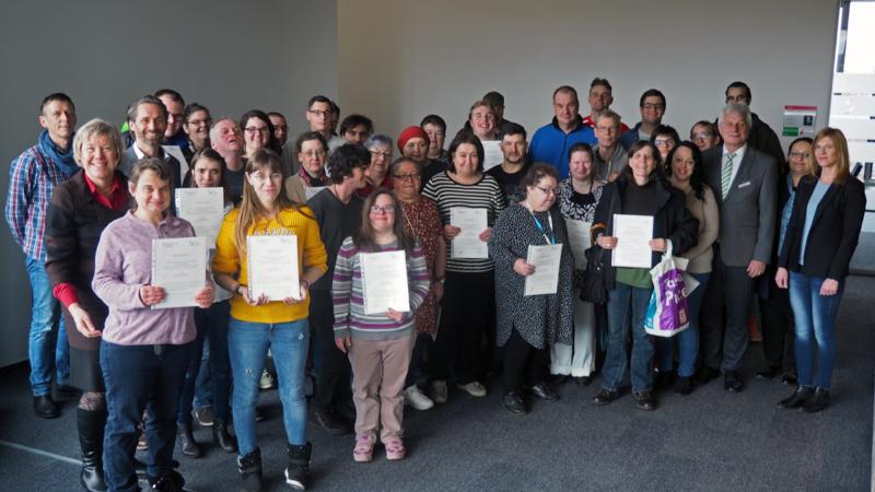 GWW: Erfolgreicher Abschluss der beruflichen Bildung für 55 Absolventen