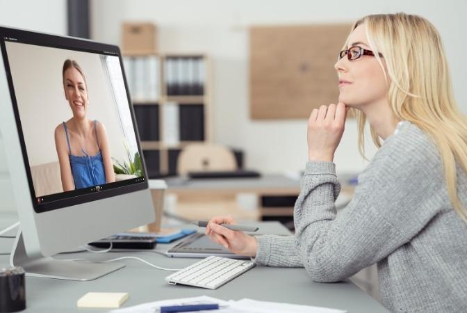Erfolgsstory Videochat – Flexibel, stabil, effizient