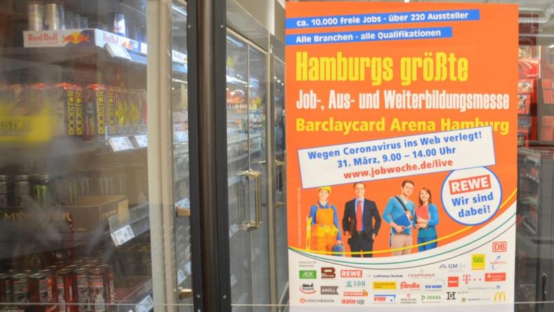 Trotz Coronakrise Karriere machen: Hamburgs größte Job-, Aus- und Weiterbildungsmesse erstmals virtuell