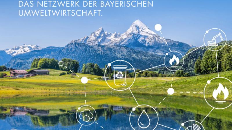 Erfolgreiches Netzwerken gesucht? Der Umweltcluster Bayern ist Innovationsplattform für die bayerische Umweltwirtschaft.