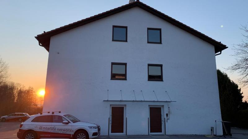 Das IT-Systemhaus niteflite networxx bezog neues Büro in Weilheim