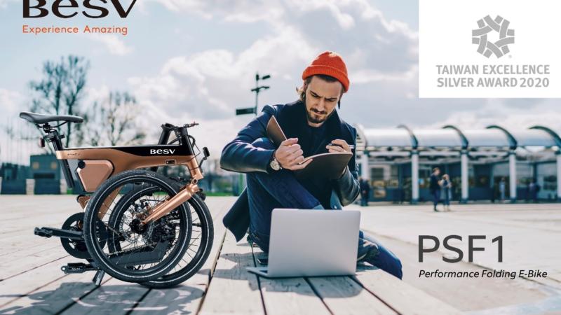 Taiwans Fahrradindustrie erfindet Faltrad und E-Bike neu