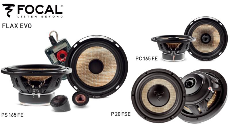 FLAX EVO: Die neuen FOCAL Lautsprecher mit Flachsmembran
