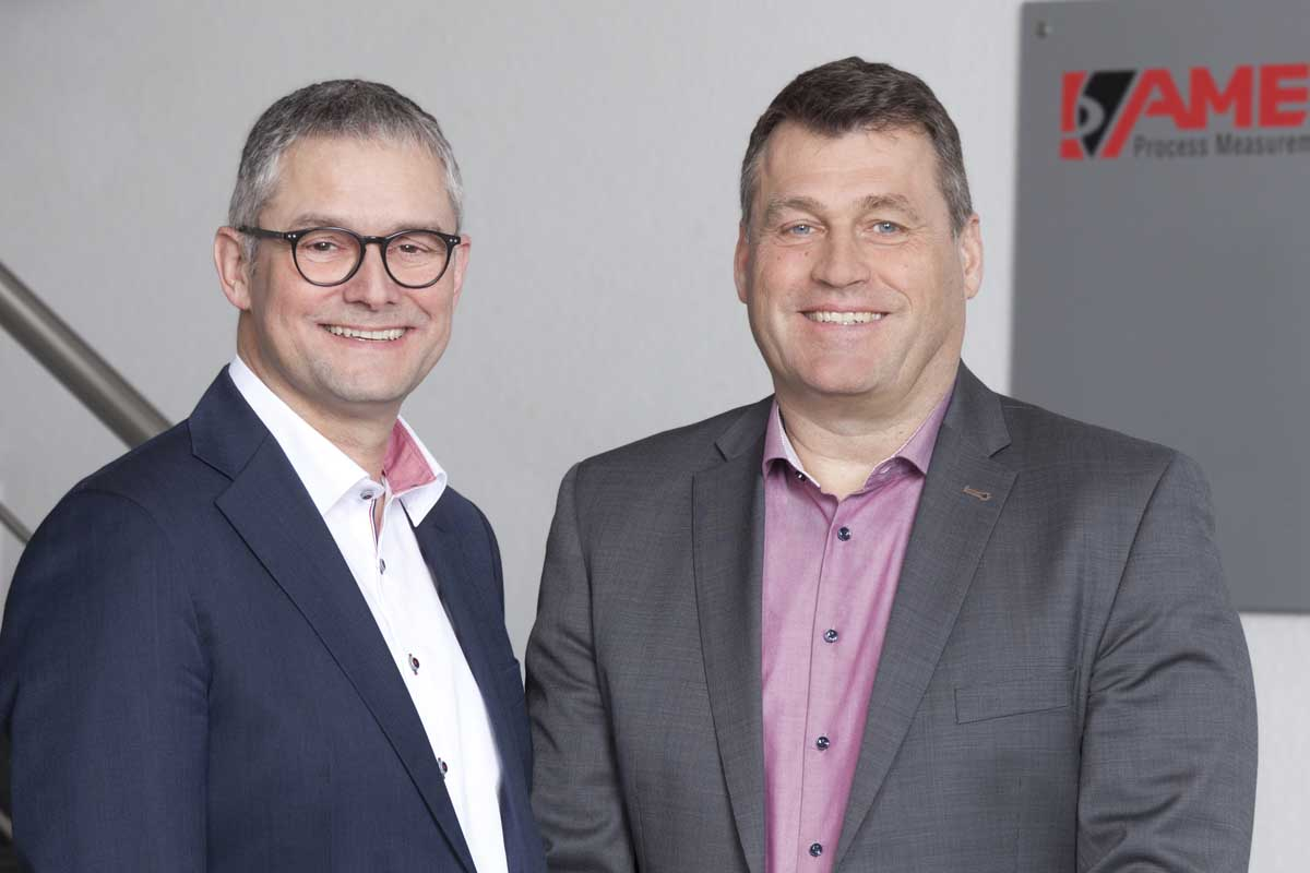 AMEPA adds second member to management team at its Würselen headquarters and enhances presence in China