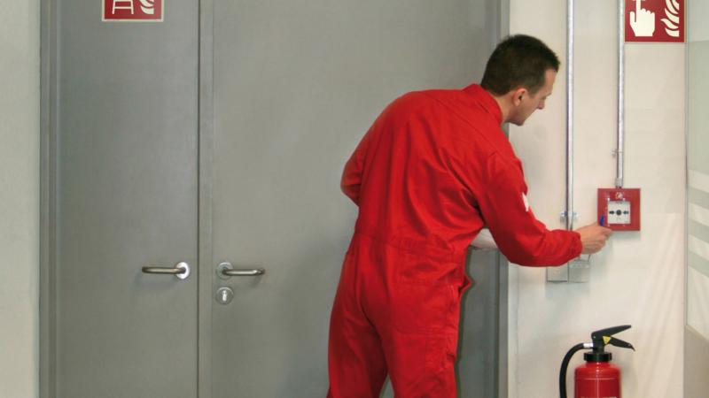 Corona-Pandemie: Brandschutz-Fachbetriebe führen weiterhin alle notwendigen Arbeiten durch