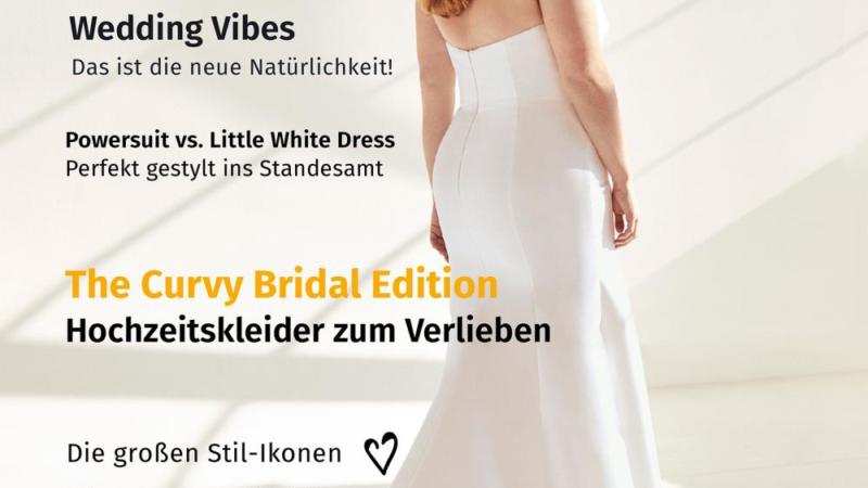 Neu: PlusPerfekt Curvy Bride Edition – Brautkleider ab Größe 42