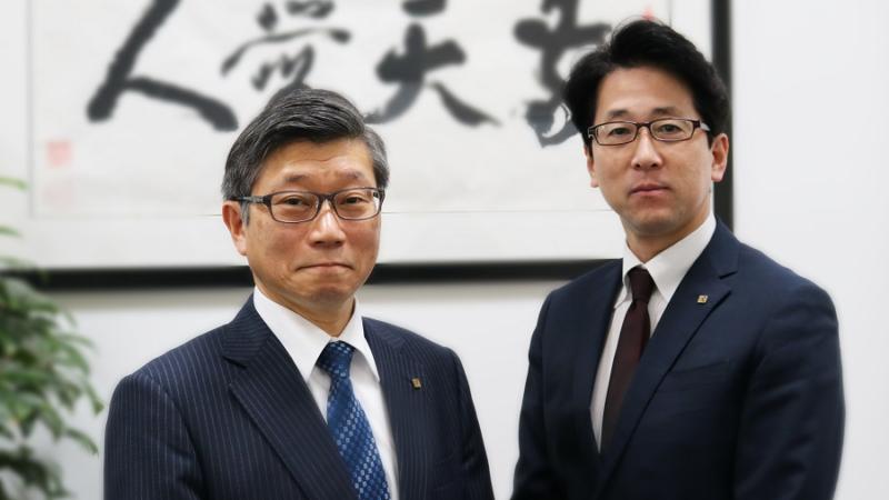 Yusuke Mizukami zum neuen Europapräsidenten ernannt – Shigeru Koyama wird Corporate Auditor