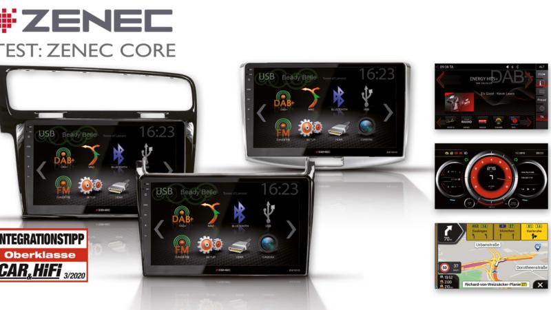 Integrationstipp – ZENECs E>GO Core Mediencenter