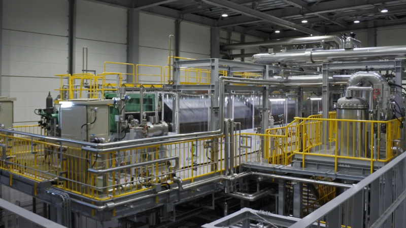 Asahi Kasei Starts Green Hydrogen Production at the World's Largest Single-Stack Alkaline-Water Electrolysis System in Fukushima