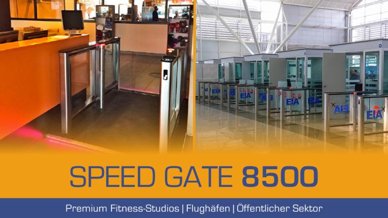 ID GATE 8500 – Neuse Speed Gate von iDTRONIC